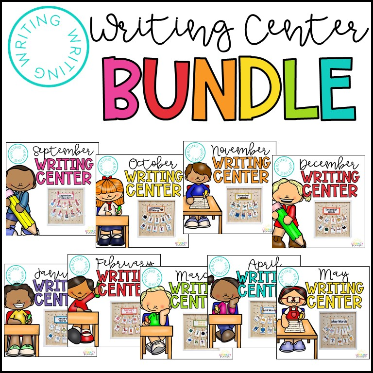 Google Monthly Writing Centers