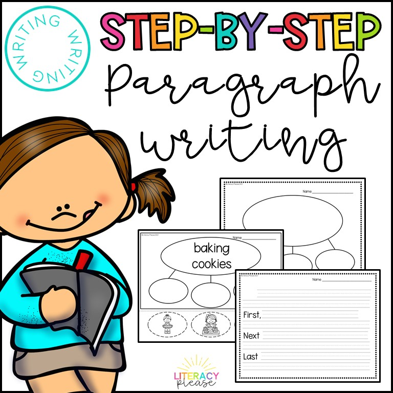 Google Step By Step Paragraph Writing