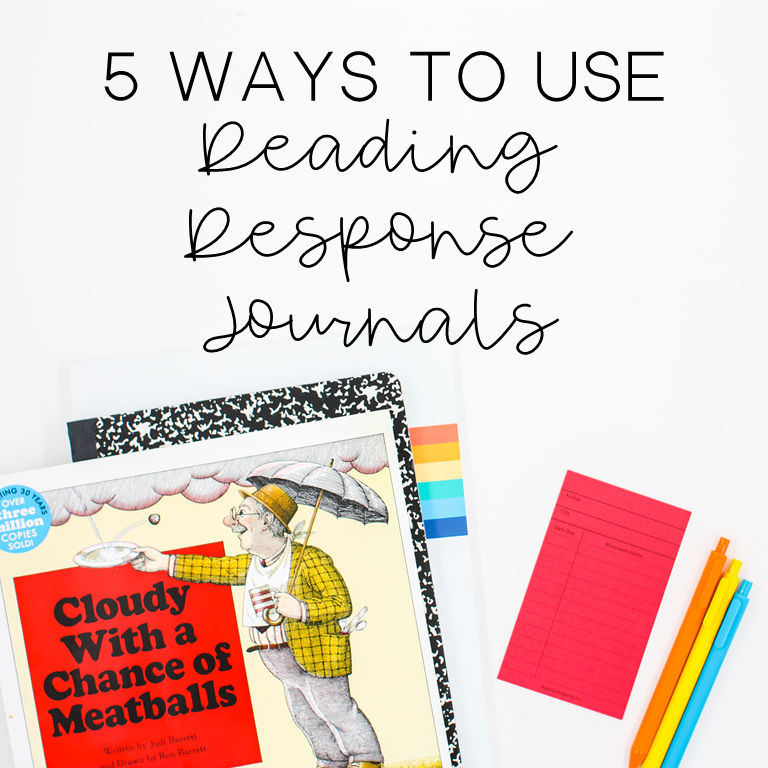 Google Reading Response Journals