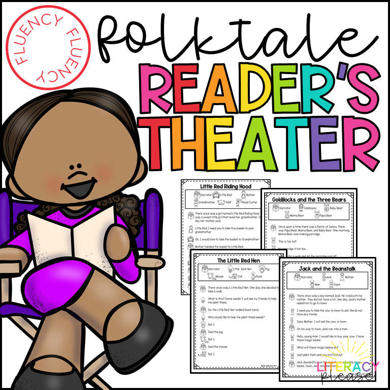 Google Script for Readers Theater