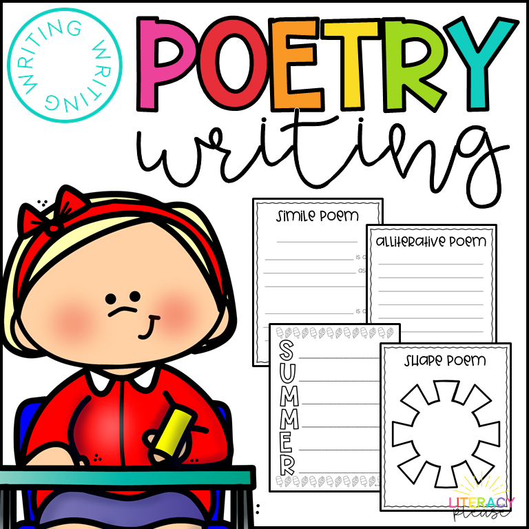 Google Poetry Writing Activities for Kids
