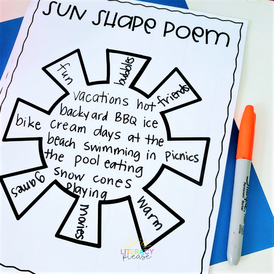 Google Poetry Activities for Elementary Students