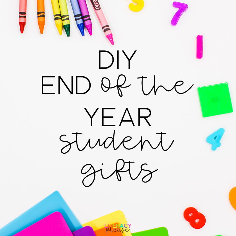 Google DIY End of the Year Student Gifts