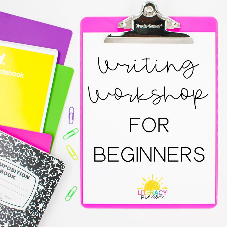 Google Writing Workshop for Beginners