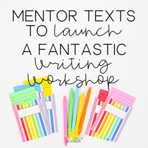 Google Mentor Texts